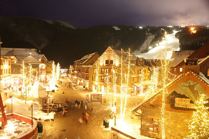 The best christmas ski resorts