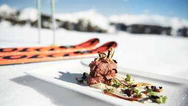 The best gourmet ski resorts